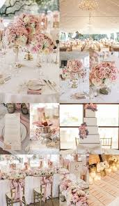 Wedding Reception Ideas Romantic Pink Elegant Wedding Reception Ideas For Modern Weddings
