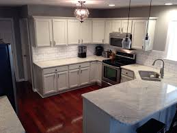 Low Kitchen Cabinets Swiss Coffee Cabinets For Low Light Kitchen Abby M Interiors