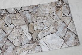 Self Adhesive Wallpaper by Faux Stone Peel And Stick Wallpaper Rock Stone Self Adhesive