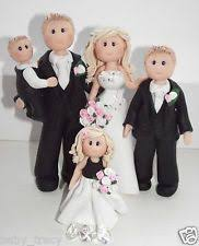 personalised cake toppers all made to look like your own