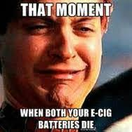 Battery Meme - top 10 vaping memes from around the web white rhino products