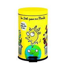 poubelle originale cuisine poubelle de cuisine un zest pour ma planète déco derrière la porte