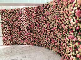 wedding backdrop ideas decorations wall of flowers like a flower walls backdrops