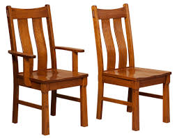 Amish Dining Room Furniture Amish Furniture Hand Crafted Solid Wood Chairs Dovetails Furniture