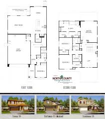 westbury at horse creek ridge floor plans north county new homes