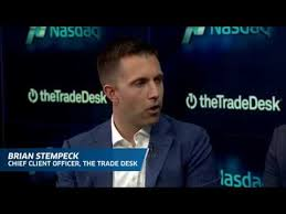 the trade desk ipo behind the bell the trade desk s major performance on ipo day youtube