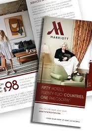 hotel brochure design templates hotel free psd tri fold psd brochure template by elegantflyer