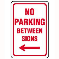 printable reserved parking template nextinvitation templates