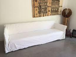 housse canapé blanc canape gervasoni ghost cm occasion occasion idées pour la maison
