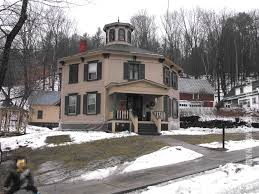 Octogon House by Octagon 3 The Kellogg House In St Johnsbury Vermont Northern