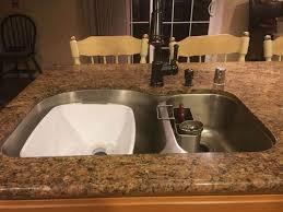Need Ideas For A Backsplash For A Center Island Sink Hometalk - Kitchen sink splash guard