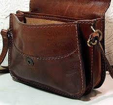 brown leather shoulder bags photos of teenagers