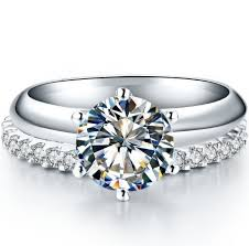 star rings diamonds images Excellent fabulous 1carat synthetic diamonds engagement ring super jpg