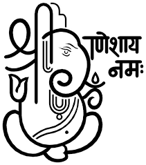 clipart of ganesh ji collection