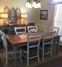 chic dining room sets shabby chic dining room table and chairs the aha connection