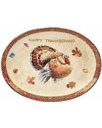 ceramic turkey platter amazing deal on certified international my fall inspiration oval