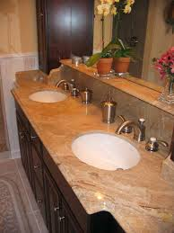overmount sink on granite granite sink tops magnificent granite bathroom with bathroom granite