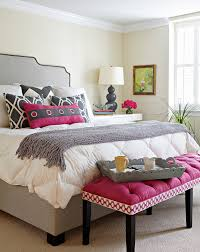 Light Peach Bedroom by Do Trials On Colors In Your Bedroom With These Simple Bedroom With