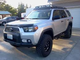 toyota 4runner lifted 4runner trail edition me likey cars yes those pinterest