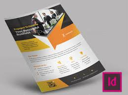 flyer layout indesign free indesign flyer templates top 50 indd flyers for 2017 designercandies