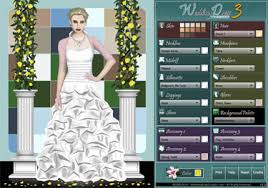 wedding dress creator one dress one day october 2010