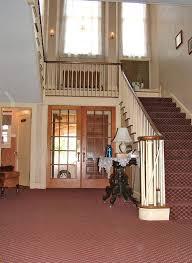 river ridge mansion 1st floor interior