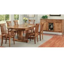 stockholm natural finish dining table stockholm dining chair home envy furnishings solid wood furniture