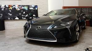 lexus lc 500 black price lexus lc black unforgettable in dark gray auto moto japan bullet