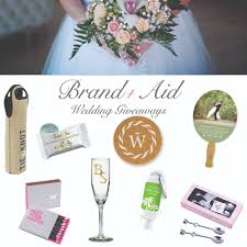 wedding giveaways the best wedding giveaways for 2018 brand aid