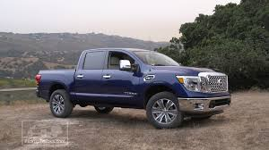 nissan titan diesel for sale 2017 nissan titan first drive youtube