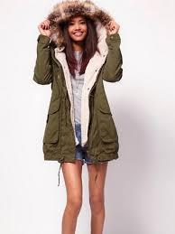 Green Parka Jacket Mens Best 25 Fur Hooded Parka Ideas On Pinterest Winter Coat