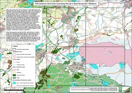 Somerset England Map by Coalbed Methane U2013 Frack Free Chew Valley Somerset