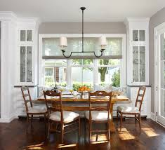 Dining Room Banquette Furniture How To The Banquette Seat Does The Table Top Need To Come