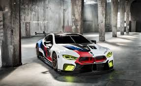 bmw race series bmw debuts le mans bound m8 gte car and driver car and