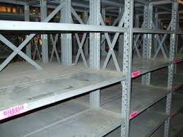 new u0026 used industrial steel shelving republic clip style