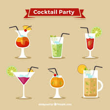 What Is Cocktail Party Effect - drinks vectors photos and psd files free download