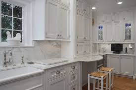 Hardware For Kitchen Cabinets White Cabinets With Black Hardware Kitchen White Shaker