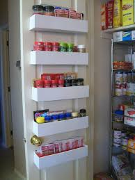 Cabinet Door Mounted Spice Rack Mesmerizing Kitchen Cabinet Spice Organizers With Diy Door Mounted