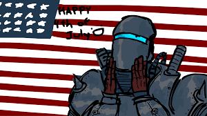 Liberty Prime Meme - liberty prime today fallout
