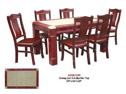 Restaurants Tables And Chairs Used For Sale Philippine Dining Table Set Table Designs