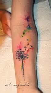 73 best small dandelion tattoos images on pinterest feminine