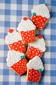 10 best cupcake cookies images on pinterest birthday cookies