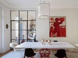 du bruit dans la cuisine achat en ligne une verrière industrielle pour créer un coin bureau dans un séjour