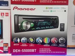 Cd Player With Usb Port For Cars Pioneer Deh S5000 Bt Car Stereo Bluetooth Usb Aux Input Am Fm