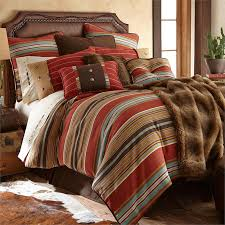 Cowboy Bed Set Cowboy Comforter Sets The Rodeo Western Bedding Set Features A