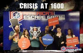 crisis at 1600 escape room americas escape game