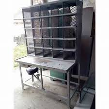 bureau tri postal casier tri postal casier tri postal tolix ral 3002 meuble