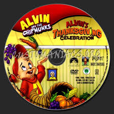 alvin and the chipmunks alvin s thanksgiving celebration dvd