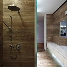 Wood Shower Door by Bathroom Minimalist Picture Of Bathroom Design And Decoration