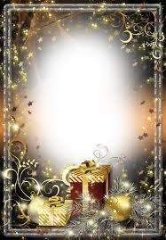christmas photo frame twinkling stars png 889 1280 vectores